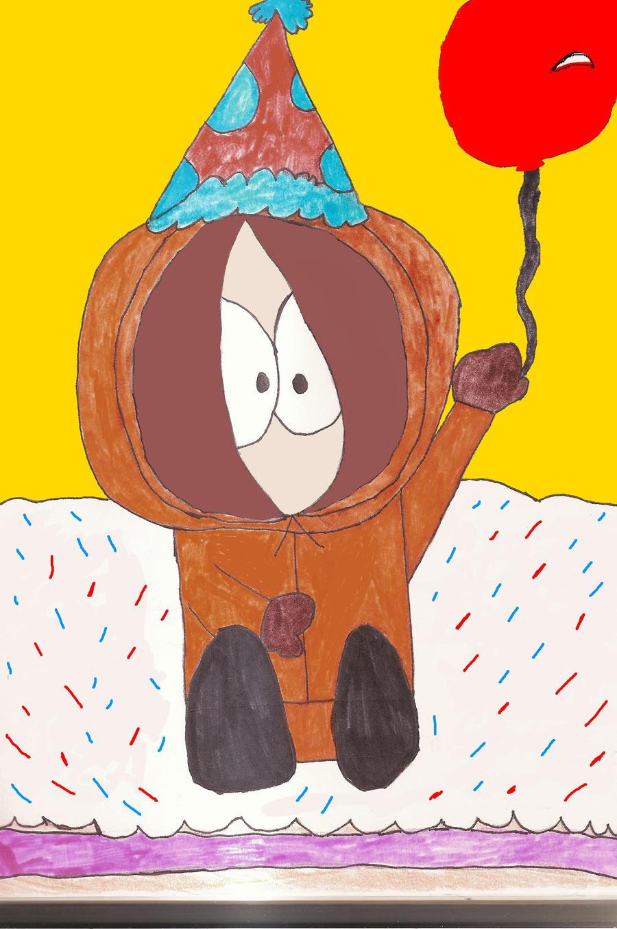 Happy Birthday Kenny by SkunkyRainbow270