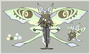 Mothman.. Theres no need to feel down