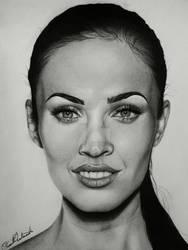 Megan Fox by PriscillaW