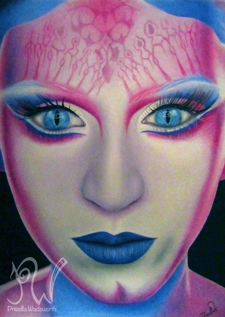 Katy Perry by PriscillaW