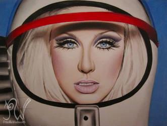 Christina Aguilera by PriscillaW