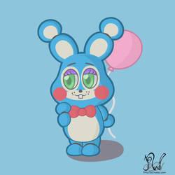 Toy Bonnie by PriscillaW