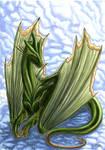 The Emerald Emperor of Skies