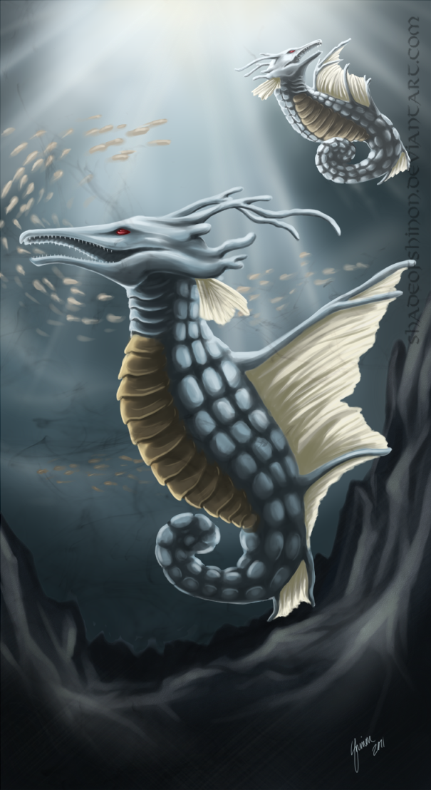 Sirens of the Sea by ShadeofShinon on DeviantArt
