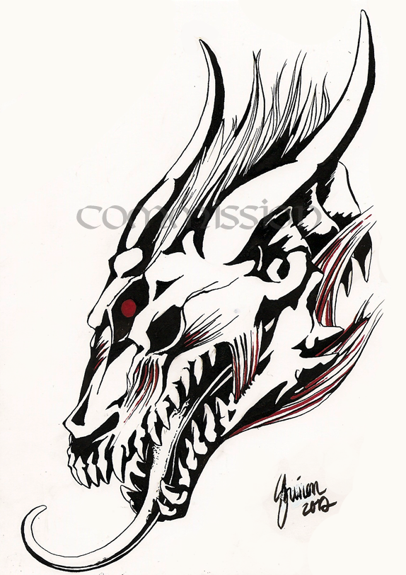 The Dragon - Guitar Flash