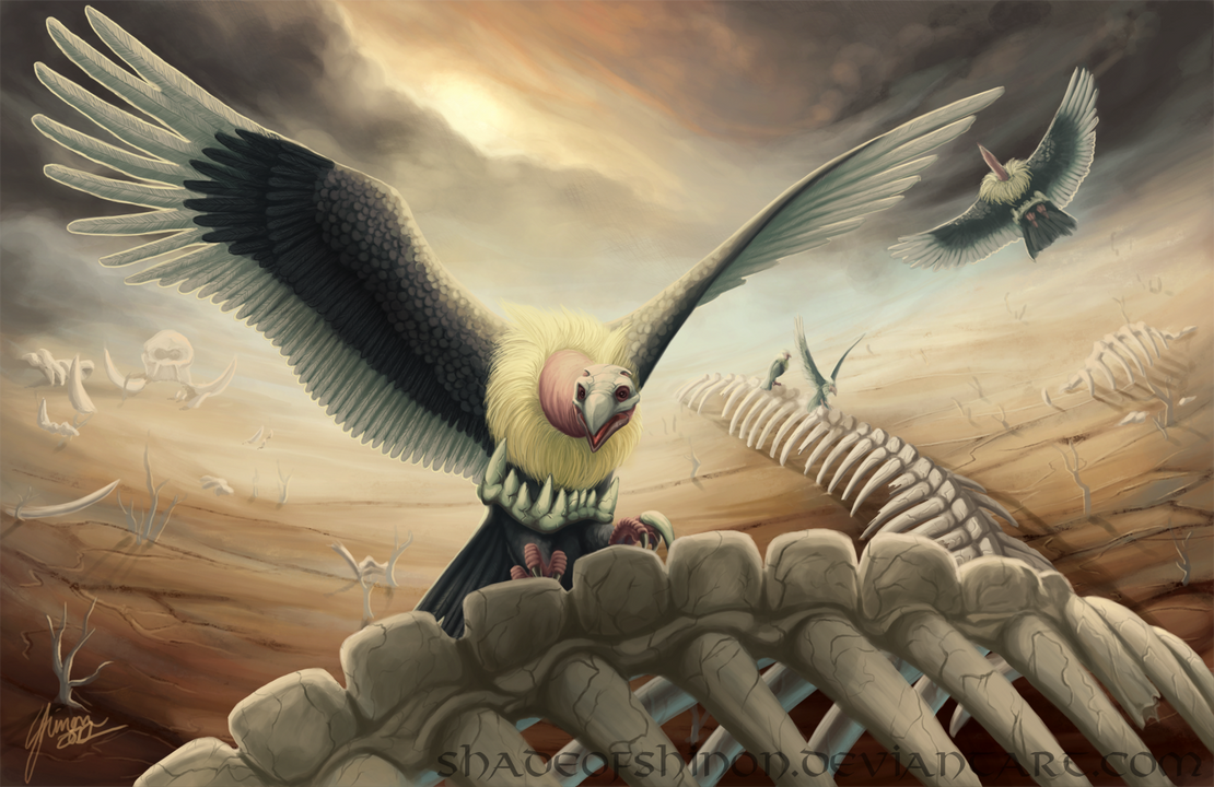 Desert Reign by ShadeofShinon