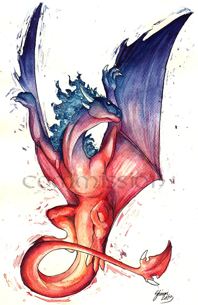 Commission: Thryskahl by ShadeofShinon