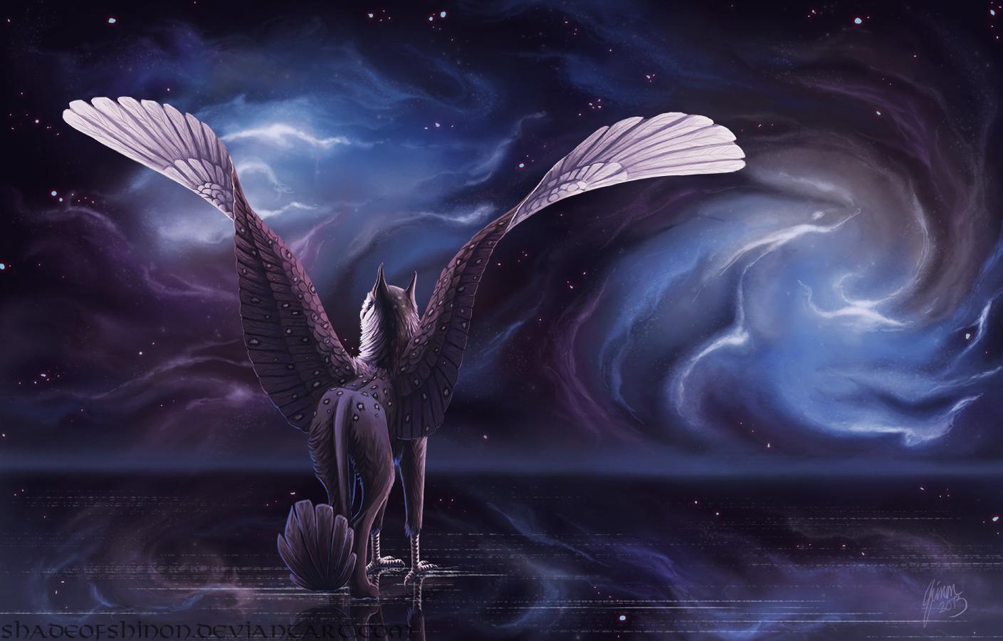 Waiting Between Worlds by ShadeofShinon
