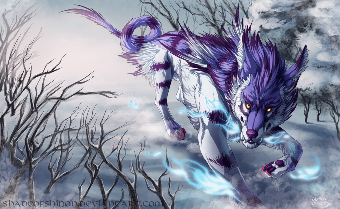 Arctic Flare by ShadeofShinon