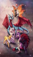 Commission: Skudde's team