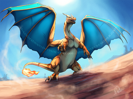 Contest prize: Gaining Balance + TIMELAPSE by ShadeofShinon