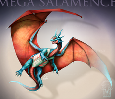 Mega Salamence