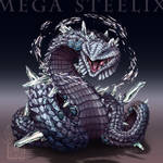 Type Collab: Mega Steelix