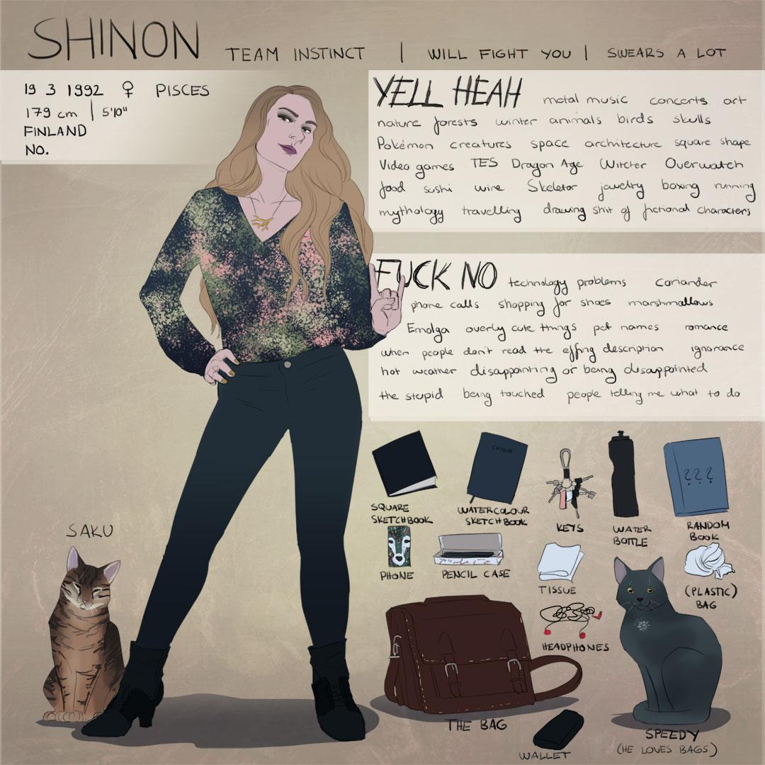 ShadeofShinon's Profile Picture