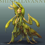 Type Collab: Shiny Leavanny