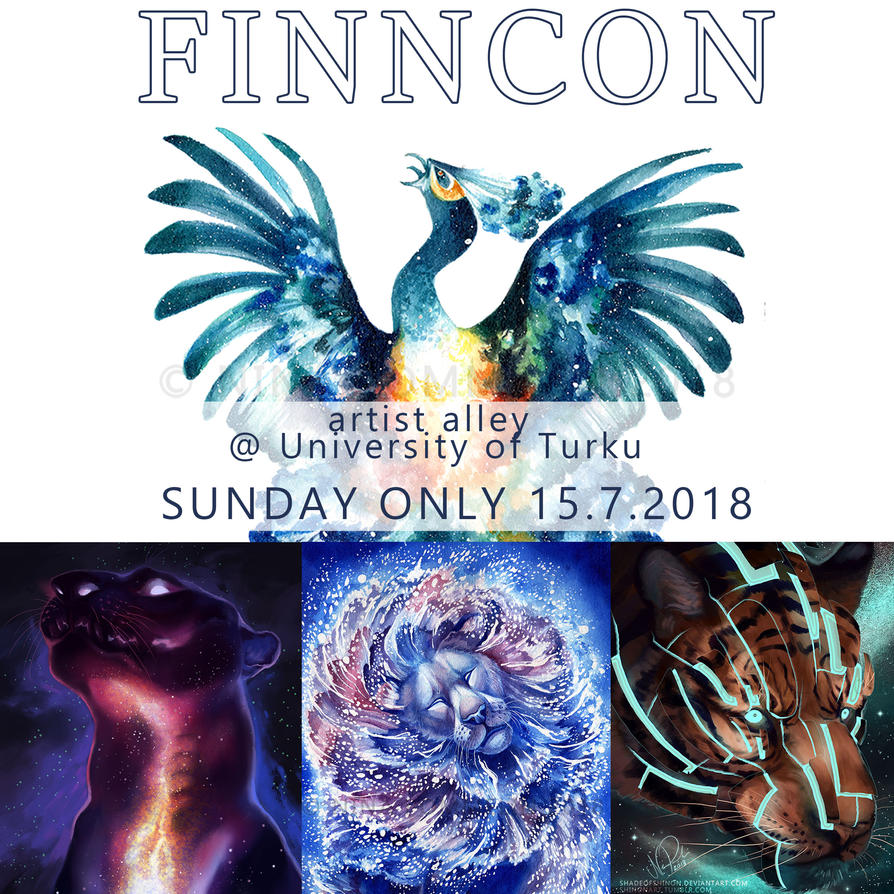 Finncon 15.7.2018 by ShadeofShinon
