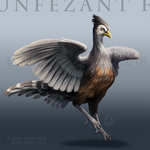 Type Collab: Unfezant F by ShadeofShinon