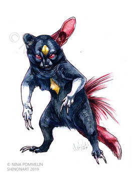 Pokeddex Your Choice DAY 10 - Sneasel