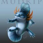 Type Collab: Mudkip