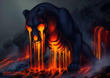 Molten Heart by ShadeofShinon