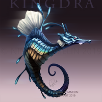 Gen Collab: Kingdra