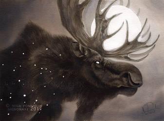 Old Gods: Day 1 - Moose