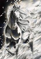 Old Gods - Day 6: Horse