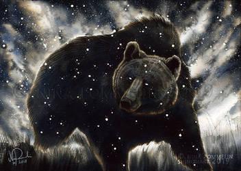 Old Gods: Day 9 - Bear