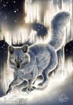 Old Gods: Day 16 - Arctic Fox