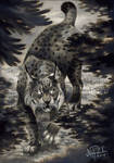 Old Gods: Day 26 - Lynx