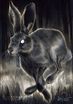Old Gods: Day 30 - Hare