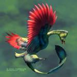 MythicMay: Quetzalcoatl by ShadeofShinon