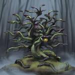 MythicMay: Ladon by ShadeofShinon