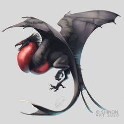 Smaugust: Frigatebird