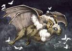 Commission: Guinea Bat