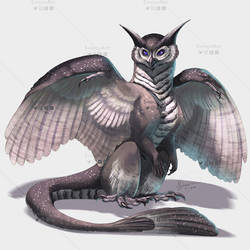 Smaugust: Sooty Owl