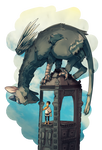Trico and the Boy