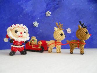 Merry Christmas by Zintkato