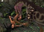 Prehistoric hunt [06] - Struggling