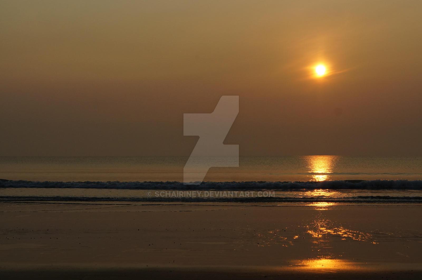 Sunrise at Cherating