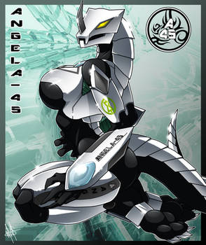 Cyber dragon gal_Angela45