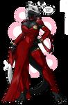 Angela-45's Glorious dress