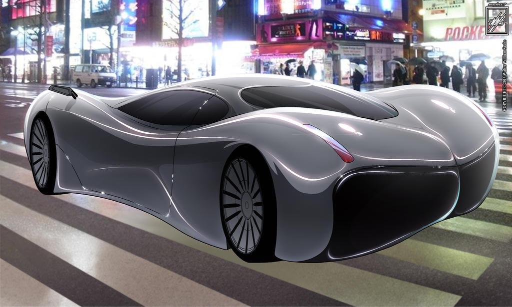 my luscious dream car orma_in progress by wsache007