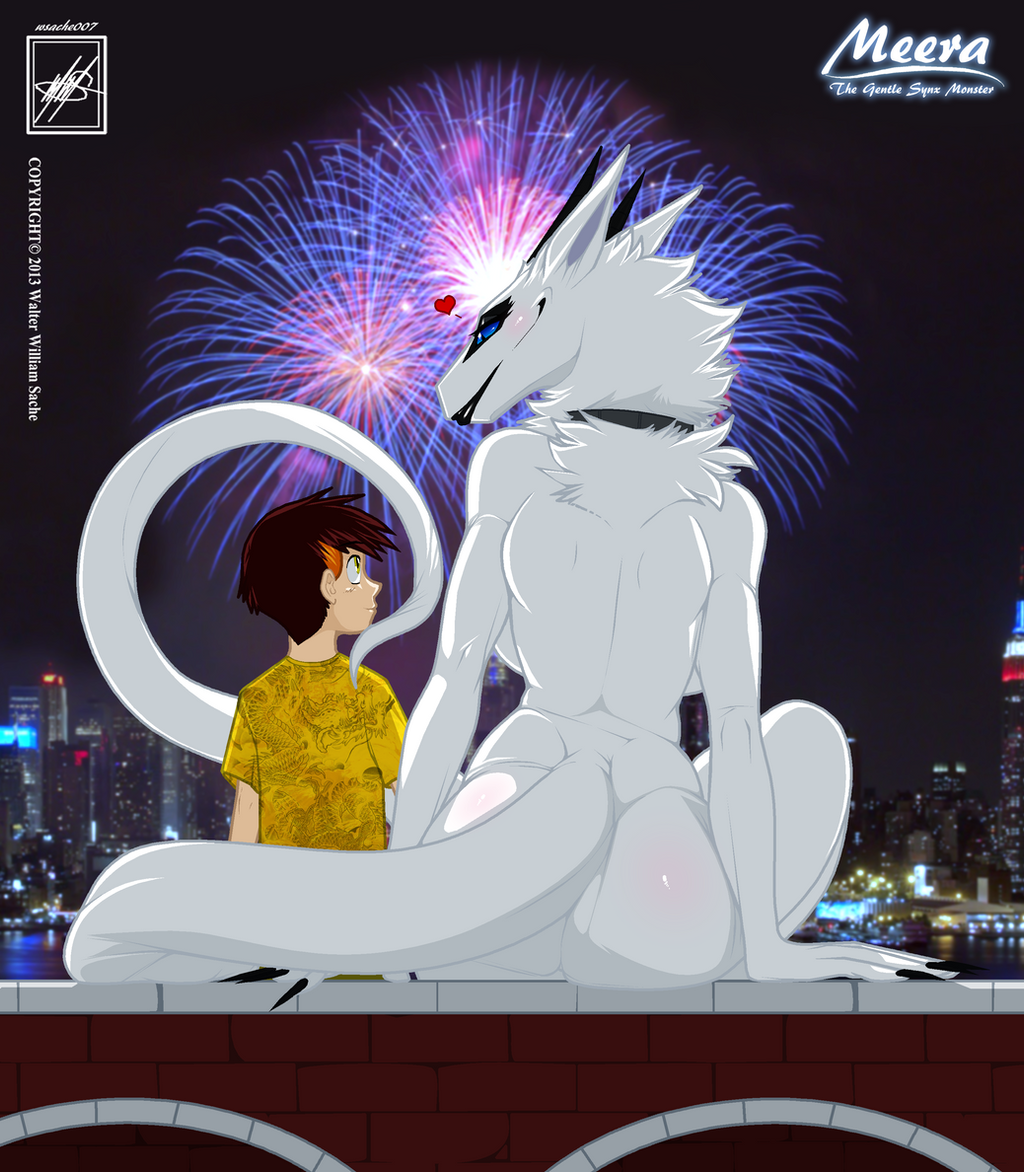 The 2014 New Year moment is almost on it's way ^v^ by wsache007