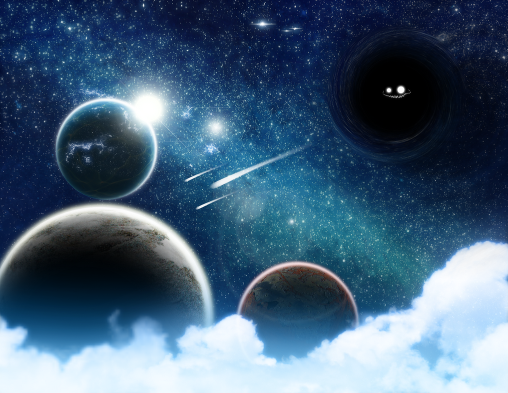Space is full of wonders and Dangers :O by wsache007 on ...