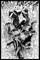 Masque Comics Variant Cover
