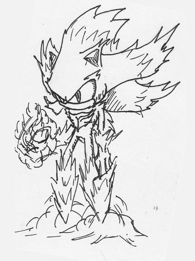 sonic mephiles coloring pages - photo#5