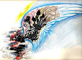 Mind to Fly, Heart to Soar by BlueBandanaJake