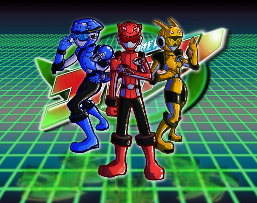 Gobusters.EXE by BlueBandanaJake on DeviantArt