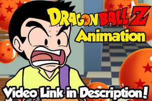 Dragon Ball Z Parody Animation! by BlueBandanaJake